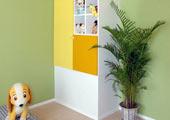 儿童房色彩的搭配