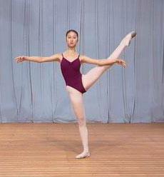 [图]优雅芭蕾,迷人形体